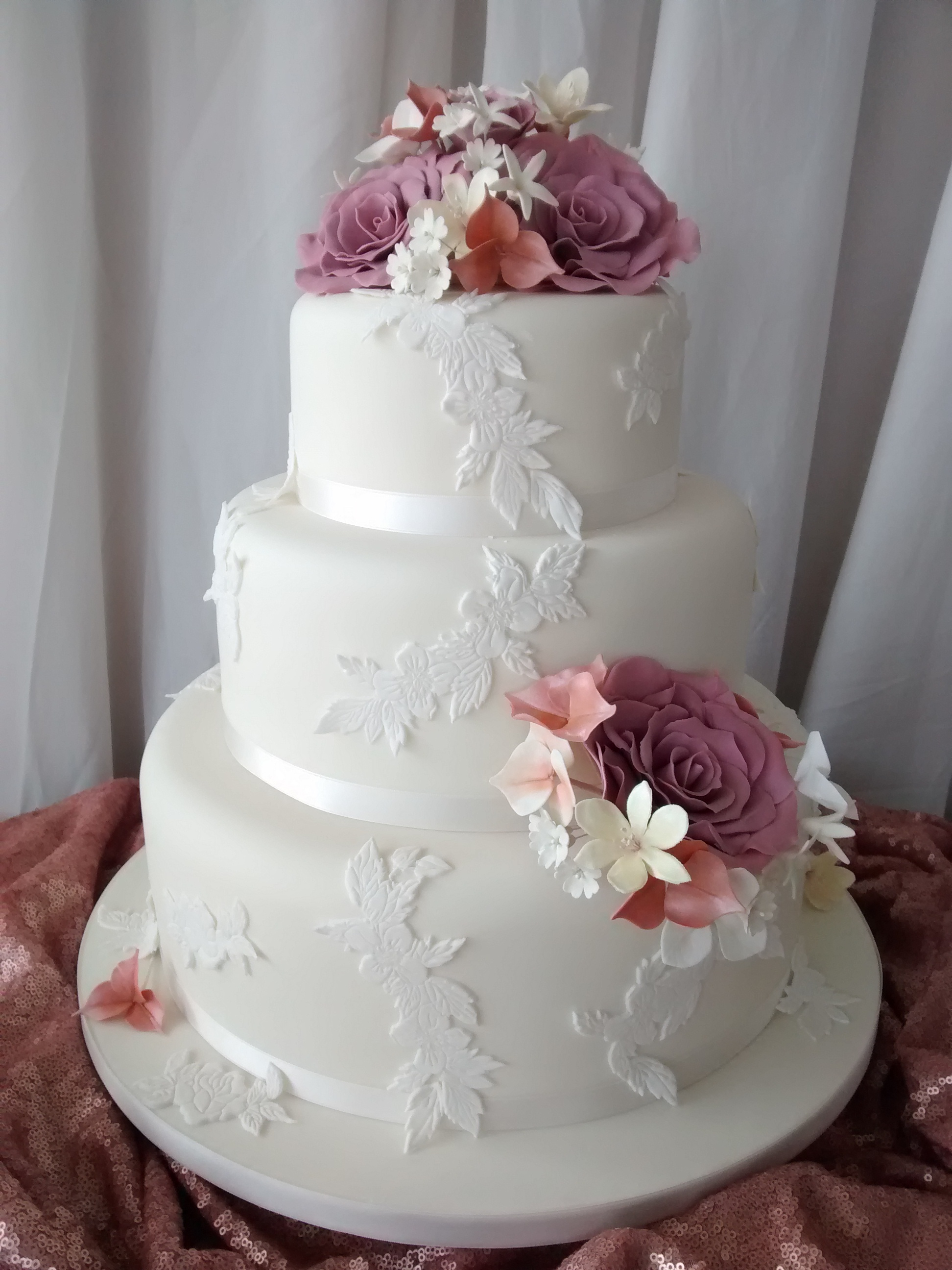 Wedding Cakes South Wales Wedding Cake Designer Bridgend